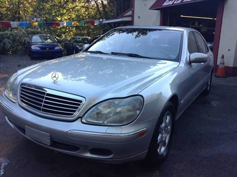 2001 Mercedes-Benz S-Class for sale in Bloomingdale, NJ