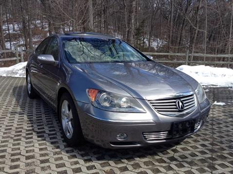 Acura RL For Sale Carsforsalecom - Acura rl 2005 for sale