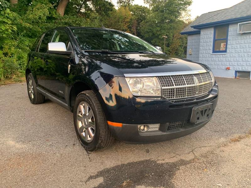 2008 Lincoln Mkx Awd 4dr Suv In Bloomingdale Nj Bloomingdale Auto