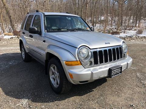 2007 Jeep Liberty for sale in Butler, NJ