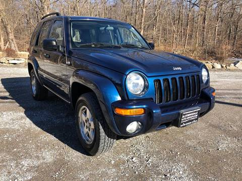 2002 Jeep Liberty for sale in Butler, NJ