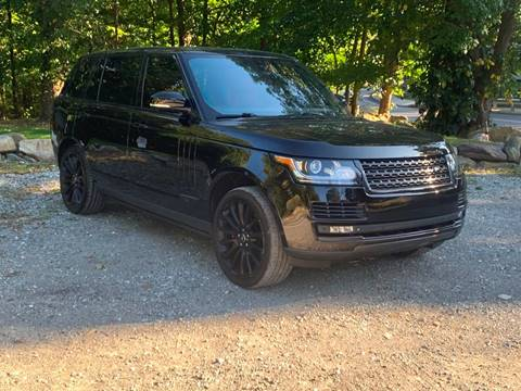 2015 Land Rover Range Rover for sale in Butler, NJ