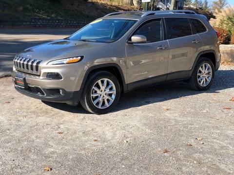 2016 Jeep Cherokee for sale in Butler, NJ