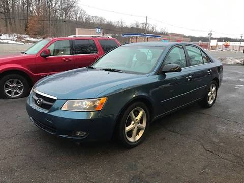 2006 Hyundai Sonata for sale in Bloomingdale, NJ