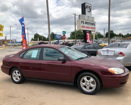 2005 Ford Taurus for sale in Oklahoma City, OK