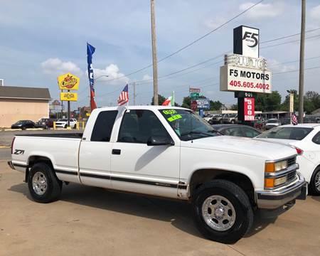 1995 Chevrolet C/K 1500 Series for sale in Oklahoma City, OK