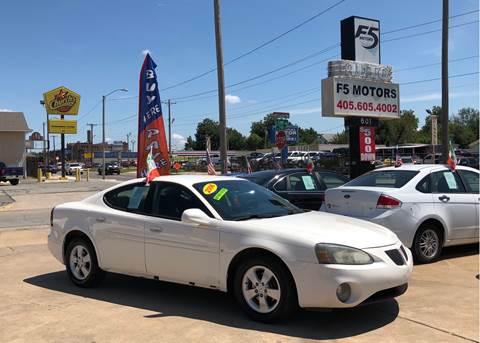 2006 Pontiac Grand Prix for sale in Oklahoma City, OK