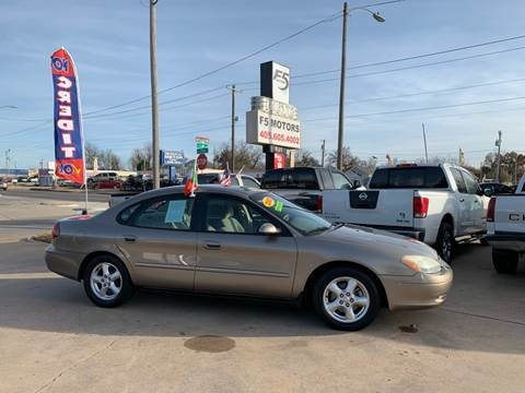 2003 Ford Taurus for sale in Oklahoma City, OK