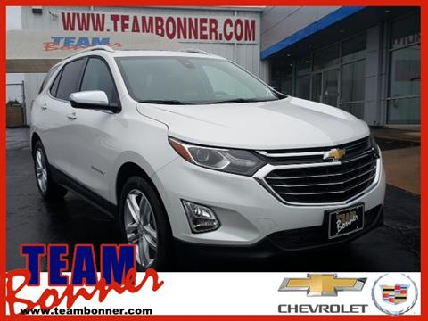 2018 Chevrolet Equinox for sale in Denison, TX