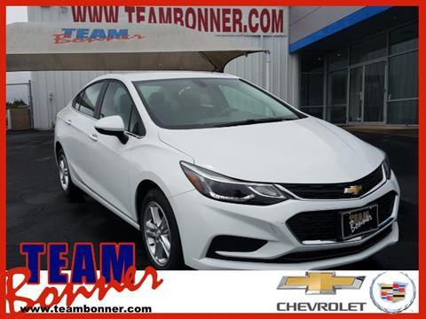 2017 Chevrolet Cruze for sale in Denison TX