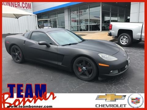 2006 Chevrolet Corvette for sale in Denison TX