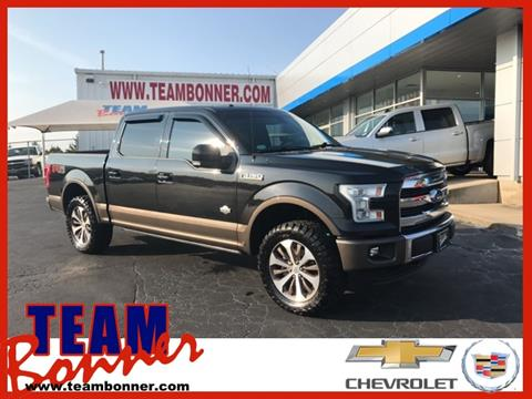 2015 Ford F-150 for sale in Denison, TX