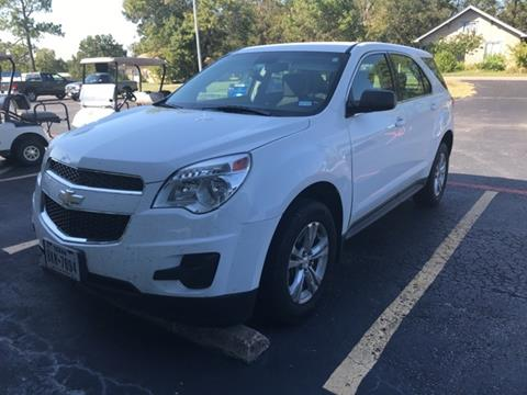 2013 Chevrolet Equinox for sale in Denison, TX