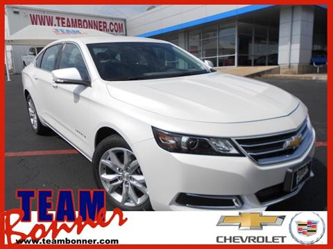 2017 Chevrolet Impala for sale in Denison TX