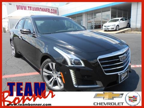 2016 Cadillac CTS for sale in Denison TX