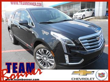 2017 Cadillac XT5 for sale in Denison, TX