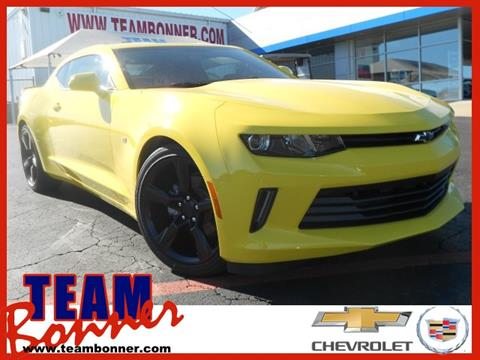 2017 Chevrolet Camaro for sale in Denison, TX