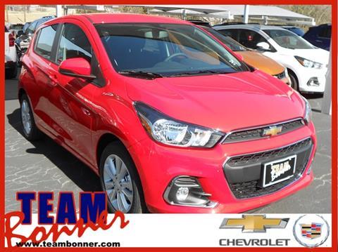 2017 Chevrolet Spark for sale in Denison TX