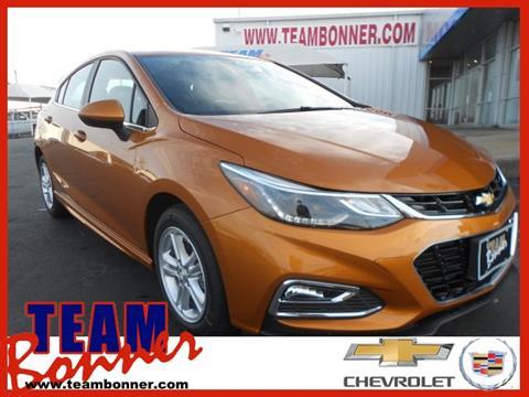 2017 Chevrolet Cruze for sale in Denison, TX
