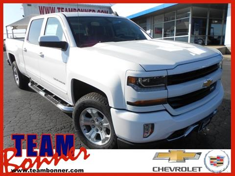 2017 Chevrolet Silverado 1500 for sale in Denison TX
