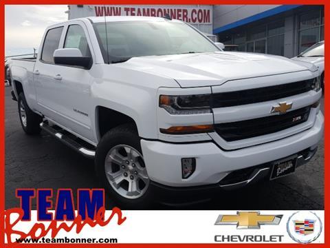 2017 Chevrolet Silverado 1500 for sale in Denison TX
