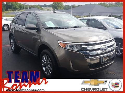 2013 Ford Edge for sale in Denison TX
