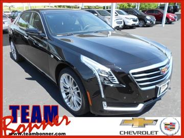 2017 Cadillac CT6 for sale in Denison, TX