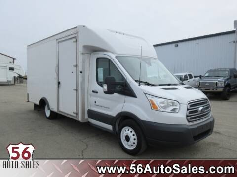 2016 Ford Transit Cutaway 350 HD for sale at 56 Auto Sales in London OH
