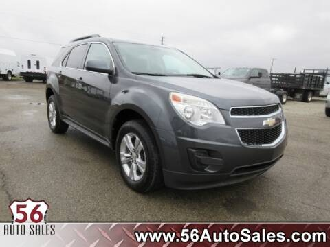 2011 Chevrolet Equinox LT for sale at 56 Auto Sales in London OH