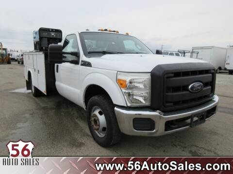 2012 Ford F-350 Super Duty for sale at 56 Auto Sales in London OH