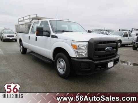2015 Ford F-250 Super Duty for sale at 56 Auto Sales in London OH