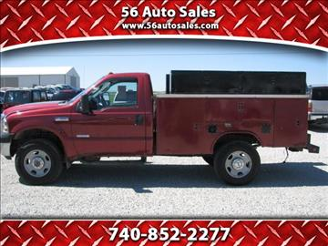 2007 Ford F-350 Super Duty for sale in London, OH