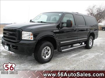 2005 Ford Excursion for sale in London, OH