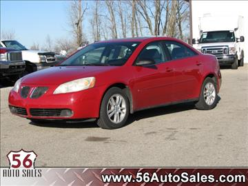 2006 Pontiac G6 for sale in London, OH