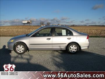 2005 Honda Civic for sale in London, OH