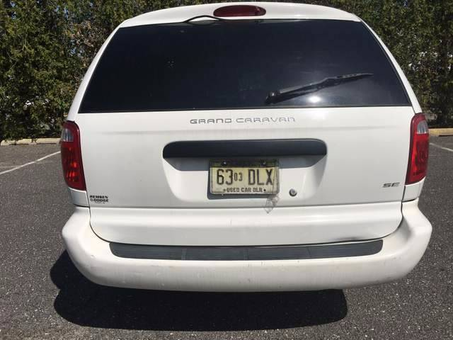 2001 Dodge Grand Caravan SE 4dr Extended Mini-Van - Jamesburg NJ