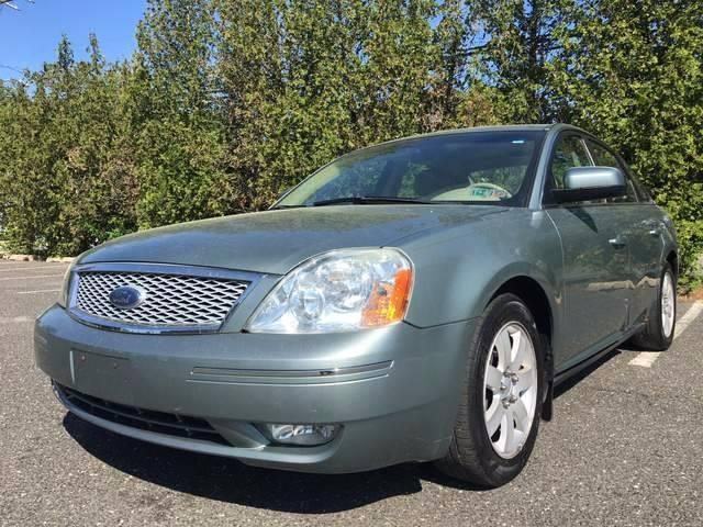 2007 Ford Five Hundred SEL 4dr Sedan - Jamesburg NJ
