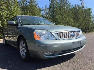 2007 Ford Five Hundred for sale in Jamesburg, NJ