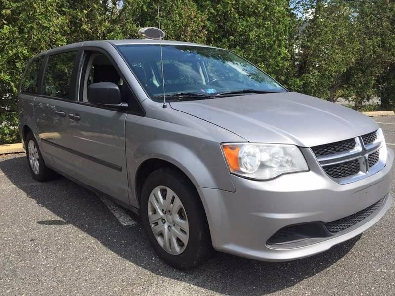 2014 Dodge Grand Caravan SE 4dr Mini-Van - Jamesburg NJ