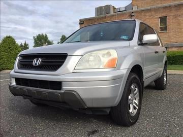 2003 Honda Pilot for sale in Jamesburg, NJ