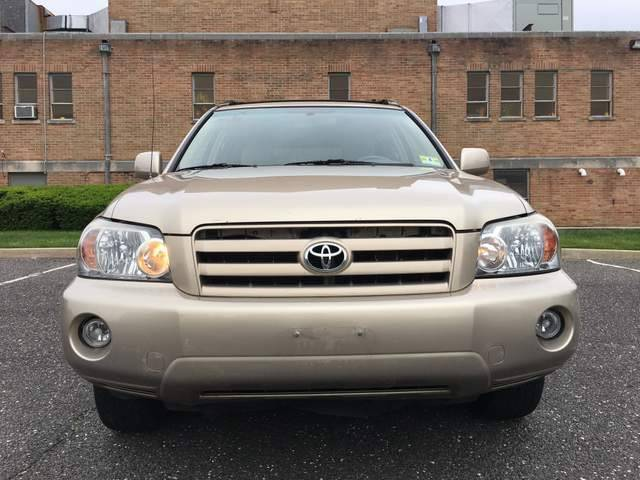 2004 Toyota Highlander AWD 4dr SUV V6 w/3rd Row - Jamesburg NJ