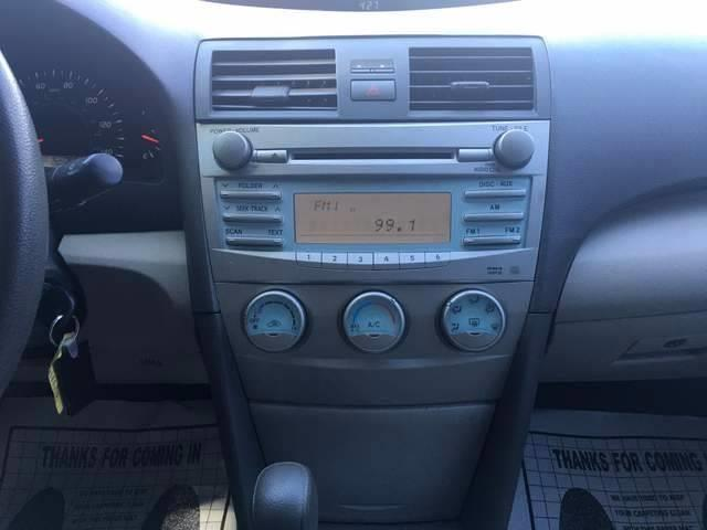 2007 Toyota Camry LE 4dr Sedan (2.4L I4 5A) - Jamesburg NJ