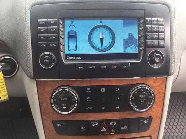 2007 Mercedes-Benz GL-Class AWD GL 450 4MATIC 4dr SUV - Jamesburg NJ