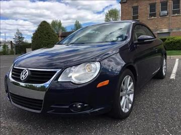 2009 Volkswagen Eos for sale in Jamesburg, NJ