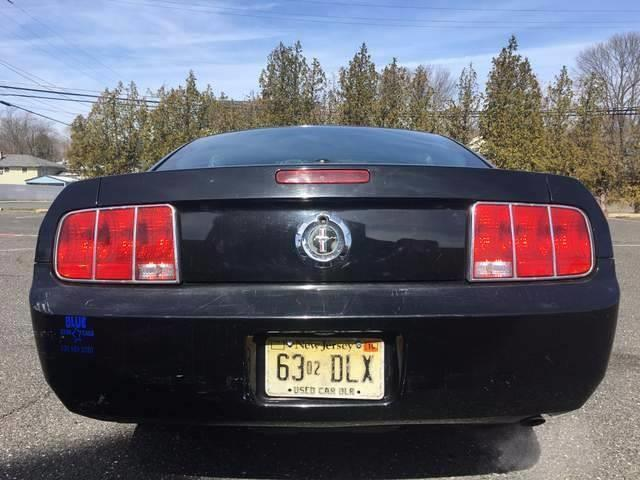 2009 Ford Mustang V6 Deluxe 2dr Coupe - Jamesburg NJ
