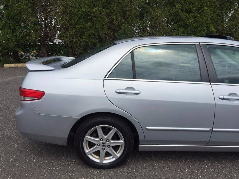 2003 Honda Accord EX V-6 4dr Sedan - Jamesburg NJ
