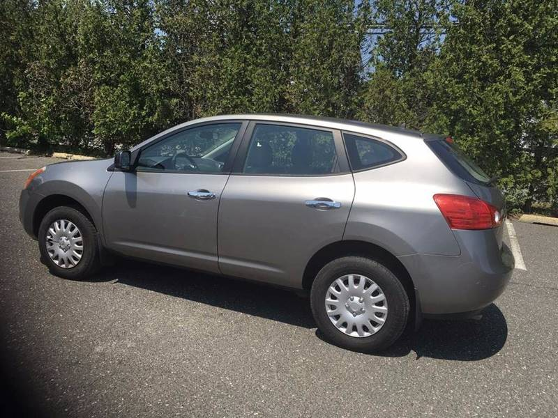 2010 Nissan Rogue AWD S 4dr Crossover - Jamesburg NJ