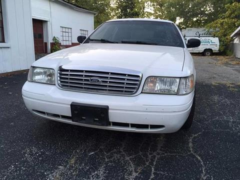 2009 Ford Crown Victoria for sale in Jamesburg, NJ