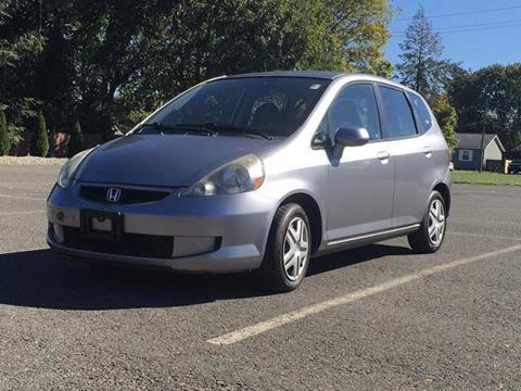 2008 Honda Fit for sale in Jamesburg, NJ