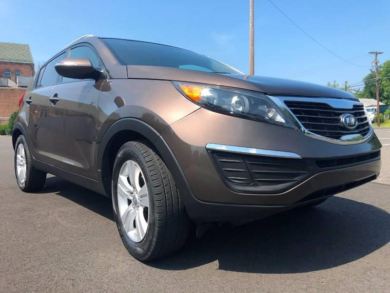 Lovely 2011 Kia Sportage For Sale At Blue Star Cars In Jamesburg NJ